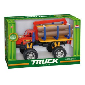 Carrinho Truck Tora - Usual Brinquedos