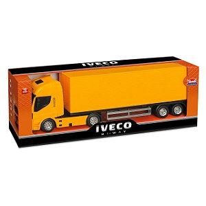 Caminhão Iveco Hiway Basculante Usual Brinquedos