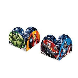 Porta Forminha Avengers (Vingadores) 50 Unidades