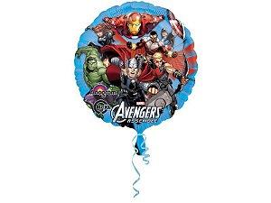 Balão Metalizado Pequeno Avengers (Vingadores)