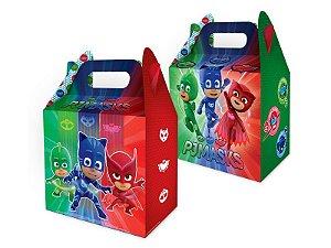 Caixa Surpresa PJ Masks 8 Unidades