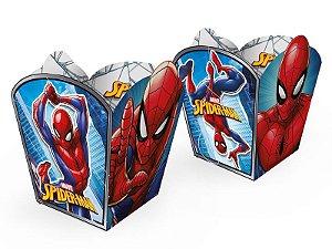 Cachepo Spider Man 8 Unidades
