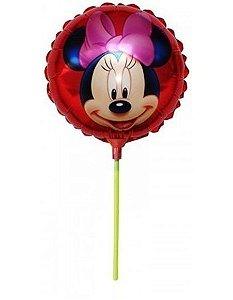 Balão Metalizado Pequeno Minnie
