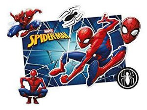 Kit Decorativo Spider Man