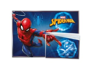 Painel 4 Lâminas Spider Man 1 Unidade