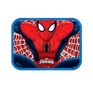 Tampa para Marmitinha Spider Man 8 Unidades