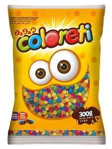 Mini Coloreti Tradicional Jazam 300g