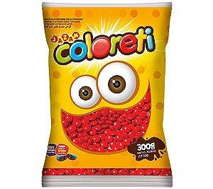 Mini Coloreti Vermelho Jazam 300g