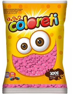 Mini Coloreti Rosa Jazam 300g