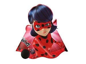 Chapéu Festa Miraculous Ladybug 8 Unidades