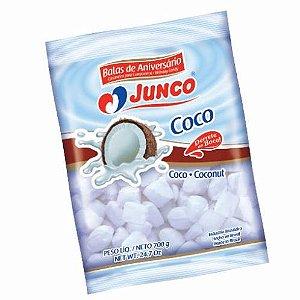 Bala Aniversário Coco Junco 700g