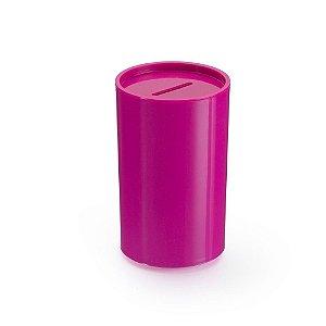 Cofre Plástico Color Pink 6 Unidades