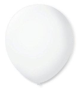 Balão SR Nº7 Cristal 50 Unidades