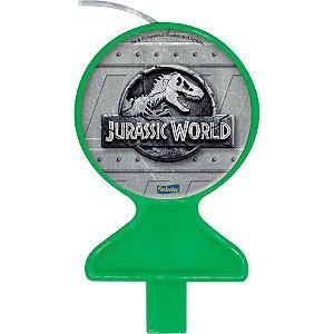 Vela Plana Jurassic World 2 Festcolor - 1 Unidade