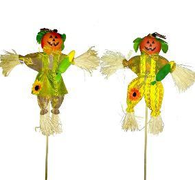 Espantalho Halloween 1 Unidade