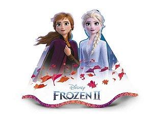 Chapéu Festa Frozen 2 Regina - 8 Unidades