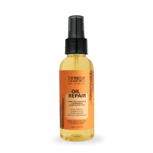 433 - Oil Repair Spray Reparador Natural Vegano  Óleos Divinos Twoone Onetwo 120ml