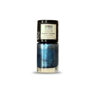 607- Esmalte Hipoalergênico Vegano Fortalecedor Twoone Onetwo 10ml Azure (REF 1120)