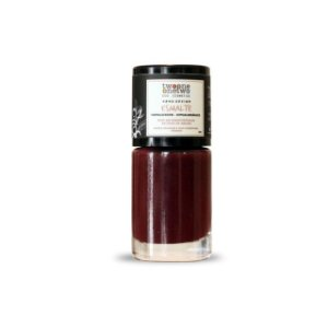 617 - Esmalte Hipoalergênico Vegano Fortalecedor Twoone Onetwo 10ml Brandy Wine (REF 1203)