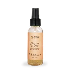 445 - Fluido Bifásico de Reparo Imediato - Drops Of Nature Natural Vegano Twoone Onetwo 120ml