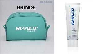 Creme dental BIANCO PRO CLINICAL 100 gramas 12 unidades + BRINDE