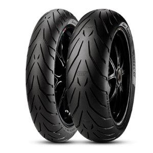 Pneu Pirelli Angel GT 120/70R17 e 180/55R17 (Par)