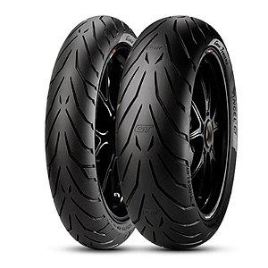 Pneu Pirelli Angel GT 120/70R17 e 190/55R17 (Par)