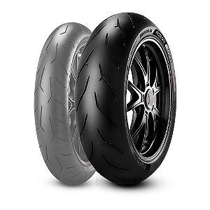 Pneu Pirelli Diablo Rosso Corsa 160/60R17 - Traseiro