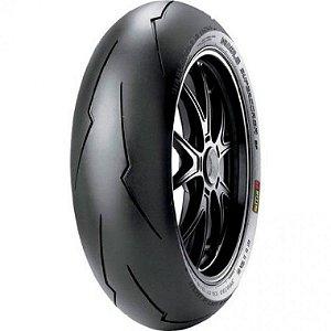 Pneu Pirelli Supercorsa SP V2 180/55 R17 - Traseiro ( Para Uso Rodovia e Track Day )
