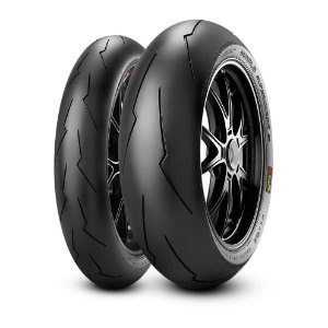 Pneu Pirelli Supercorsa SP V2 120/70-17 e SP V2 180/55 -17 ( Para Uso Rodovia e Track Day )