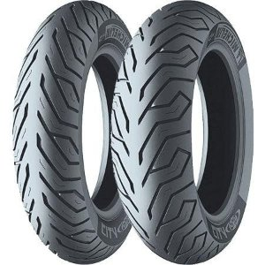 Pneu Michelin City Grip 90/90R14 e 100/90R14 Scooter - (Par)
