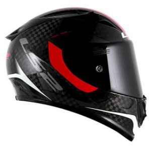 Capacete LS2 Arrow FF-323 Carbon Tronic