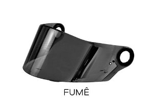 Viseira de capacete LS2 FF358 - Fumê