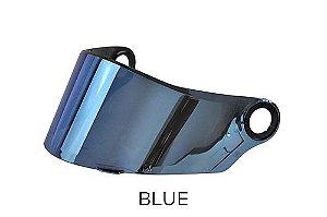 Viseira de capacete LS2 FF358 - Blue