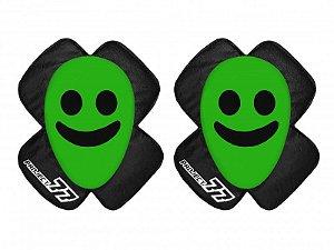 Raspador de Macacão Project77 - Smile - Verde