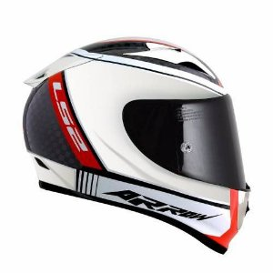 Capacete LS2 FF323 Arrow Carbon Chrome
