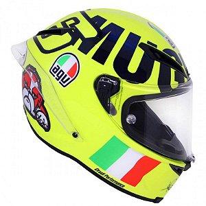 Capacete AGV Corsa R Mugello - Réplica Valentino Rossi (Edição Limitada)