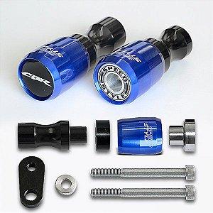 Slider Speed Style Honda CBR 600RR 07>09 - Azul