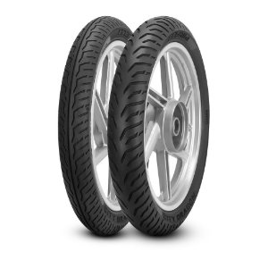 Pneu Pirelli City Dragon 80/100-18 e 90/90-18 (Par)