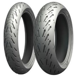 Pneu Michelin Road 5 Trail 110/80-19 e 150/70-17