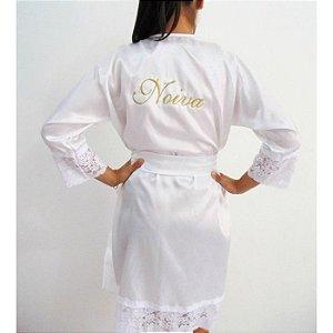 DUPLICADO - Robe com renda