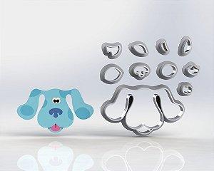 Cortador Cachorro Blues Clues (Pet)