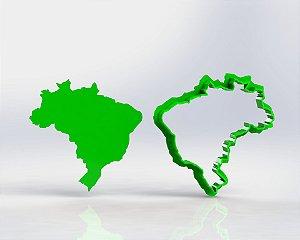 Cortador Mapa do Brasil