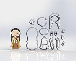 Cortador Santa Terezinha Cute Modular