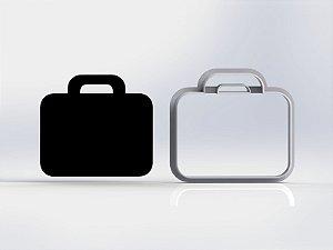 Cortador Mala (viagem, bagagem) Maleta