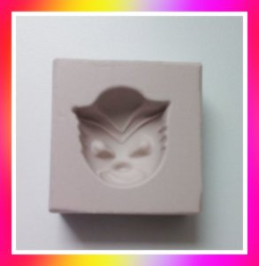 Molde silicone Corujita (Pj Masks)