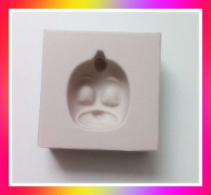 Molde silicone Lagarticho (Pj Masks)