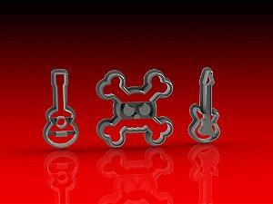 Cortador Kit Rock - 3 modelos