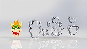 Cortador Super Mario - Copa Modular