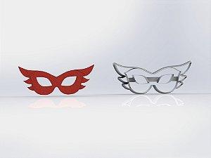 Cortador Máscara Carnaval Mod 1